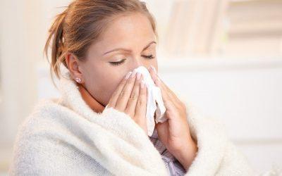 L'homéopathie, ma solution contre la grippe