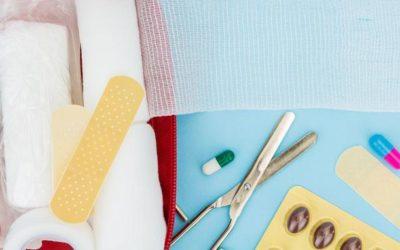 Vacances : la Trousse à Pharmacie